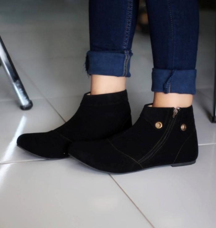 Jual Sepatu Boot Wanita  422621d726