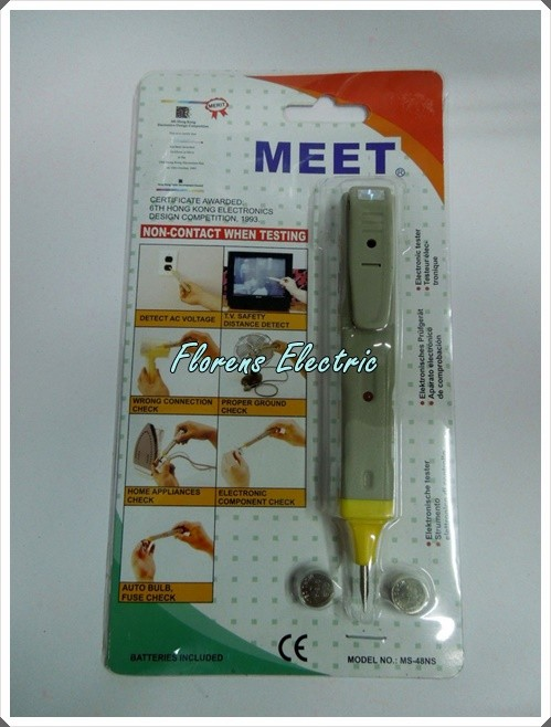 harga Obeng tespen electric tester screwdriver meet ms-48ns Tokopedia.com