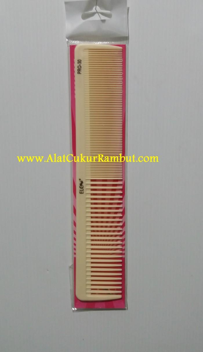 Sisir Potong Rambut Rata Untuk Pangkas Rambut Dan Barbershop Merk Elov cde87d8d58