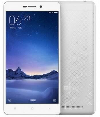 harga Xiaomi redmi 3 4g lte silver - ram 2gb rom 16gb grs distributor 1 thn Tokopedia.com