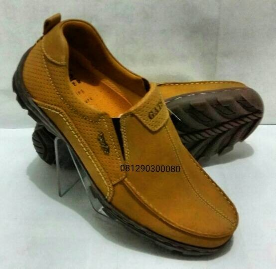 Gats Shoes Sepatu Kulit Pria To 2203 Tan - Daftar Harga Terbaru dan ... 7145587403