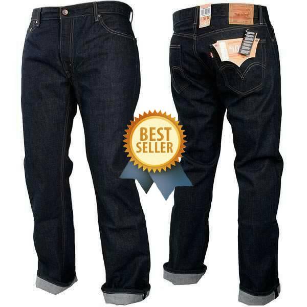 Celana Jeans BIG SIZE Reguler Levis