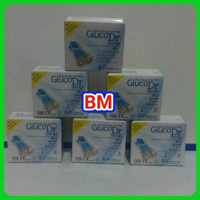 harga Strip Glucodr Biosensor Agm 2100 Isi 50 Tokopedia.com