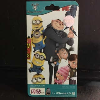 harga Garskin newmond screen protector iphone 4 / 4s Tokopedia.com