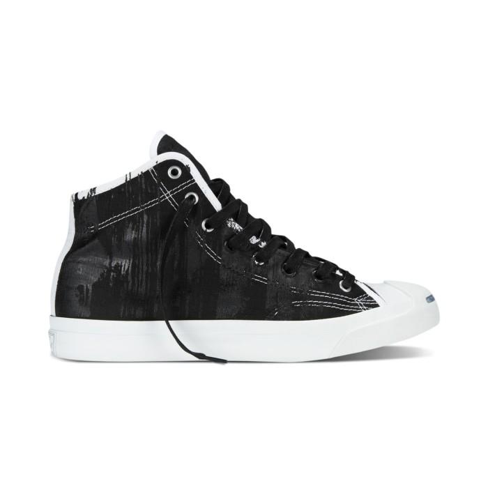 935d0e147f6a98 Diskon Sepatu Casual Original Converse Jack Purcell Jack Mid Painted G
