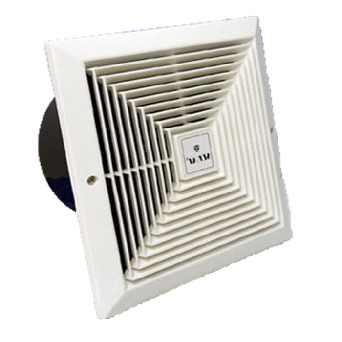 Kipas Hisap Udara Ruangan Asap Dapur Penyejuk R Plafon Sekai 8