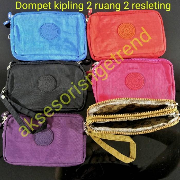 dompet kipling 2 ruang 2 resleting ( hp tas belanja holder organizer ) bb7c5ea2f2