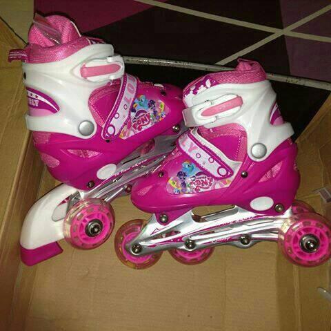 Jual Sepatu Roda Inline My Little Pony Jakarta Timur Tasanak