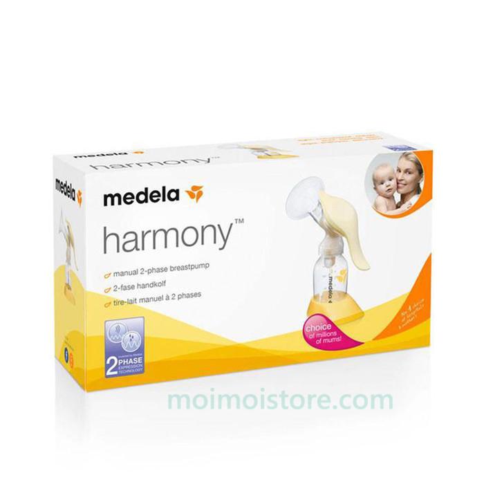 harga Medela harmony light manual breastpump Tokopedia.com