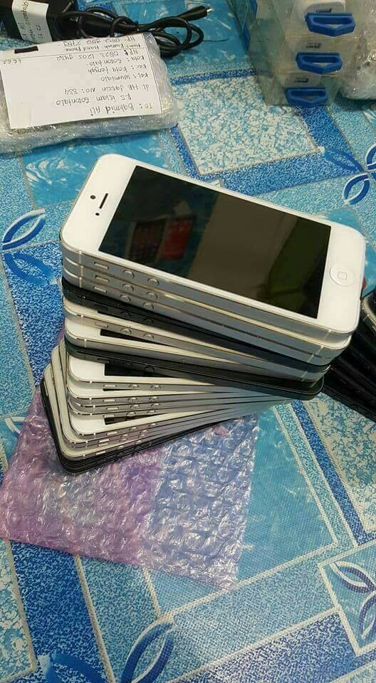 Foto Produk apple iphone 5s 32gb second mulus 99% FU GSM dari dimazolshop