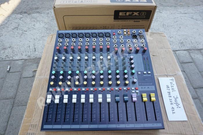 harga Mixer soundcraft efx-8 Tokopedia.com