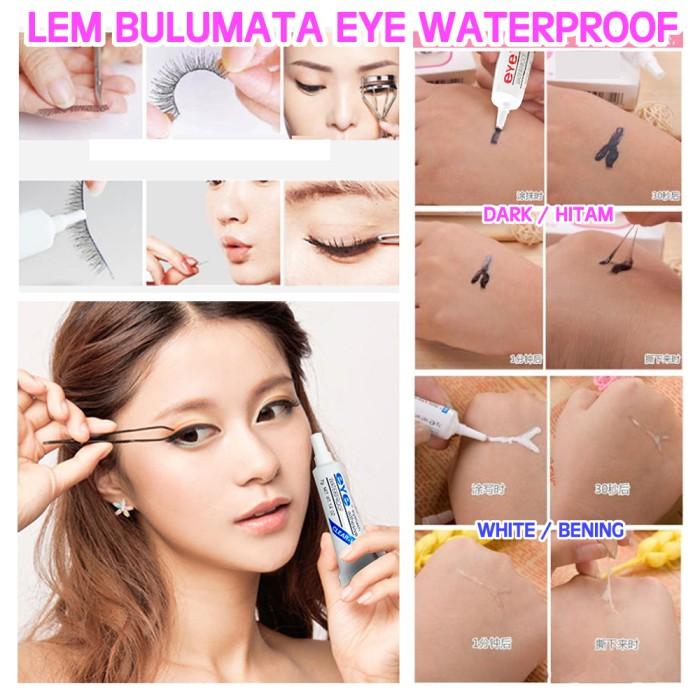 harga Lem bulumata eye duo / fake eyelashes glue bulu mata waterproof cair Tokopedia.com