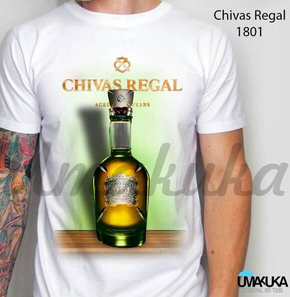harga Chivas regal 1801 - kaos 3d umakuka bandung/kaos unik/keren Tokopedia.com