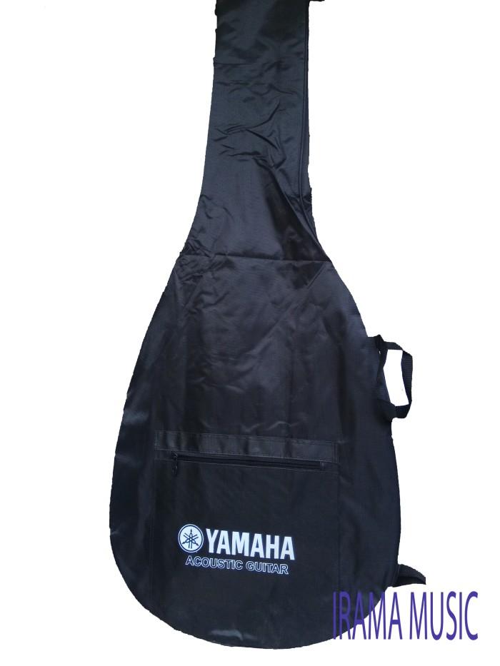 harga Gigbag / sarung / softcase gitar ( akustik elektrik ) yamaha soft case Tokopedia.com