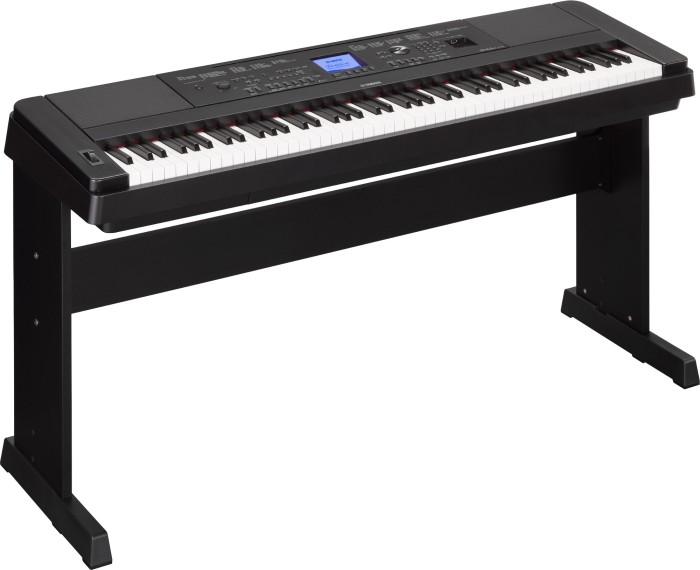 harga Yamaha digital piano dgx 660 / dgx-660 / dgx660 black - white Tokopedia.com