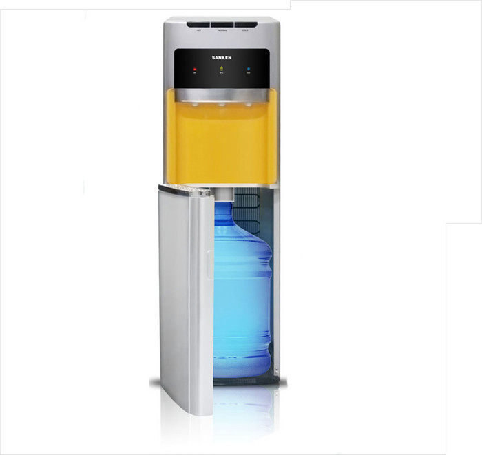 harga Dispenser Galon Bawah 350W Sanken HWDC101 Tokopedia.com