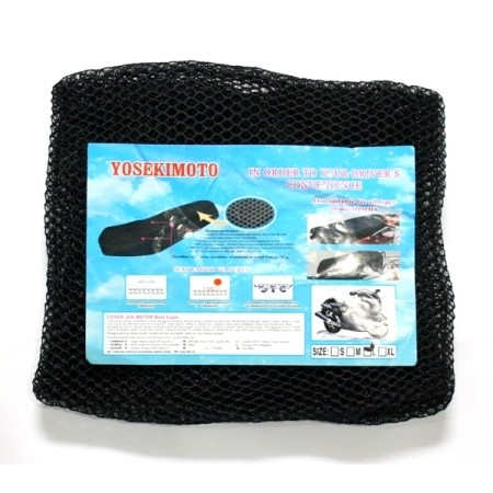 harga Jaring jok yoseki hitam large aksesoris motor murah Tokopedia.com