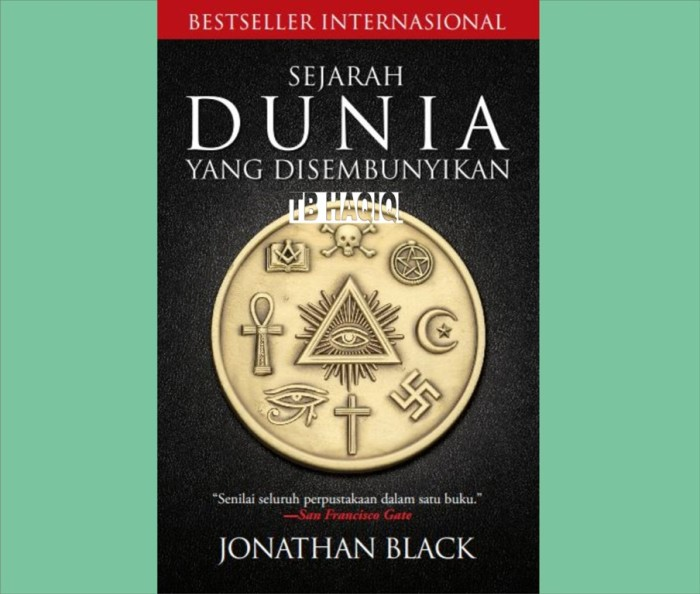 harga Sejarah dunia yang disembunyikan (jonathan black) Tokopedia.com