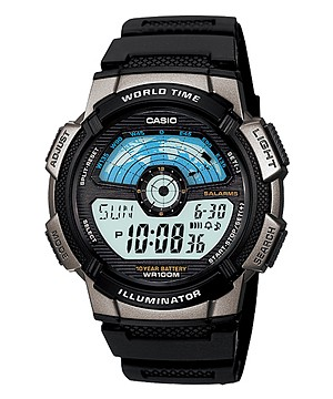 harga Jam tangan pria digital ae-1100w-1a casio origiginal Tokopedia.com