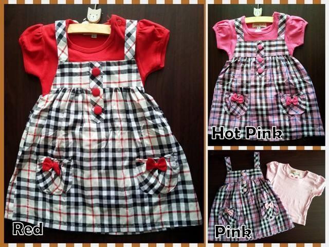 harga Dress Anak Pita Burberry Tokopedia.com