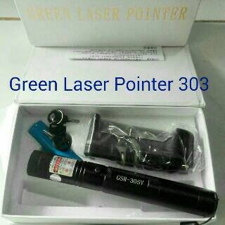 harga Green laser pointer 303 Tokopedia.com