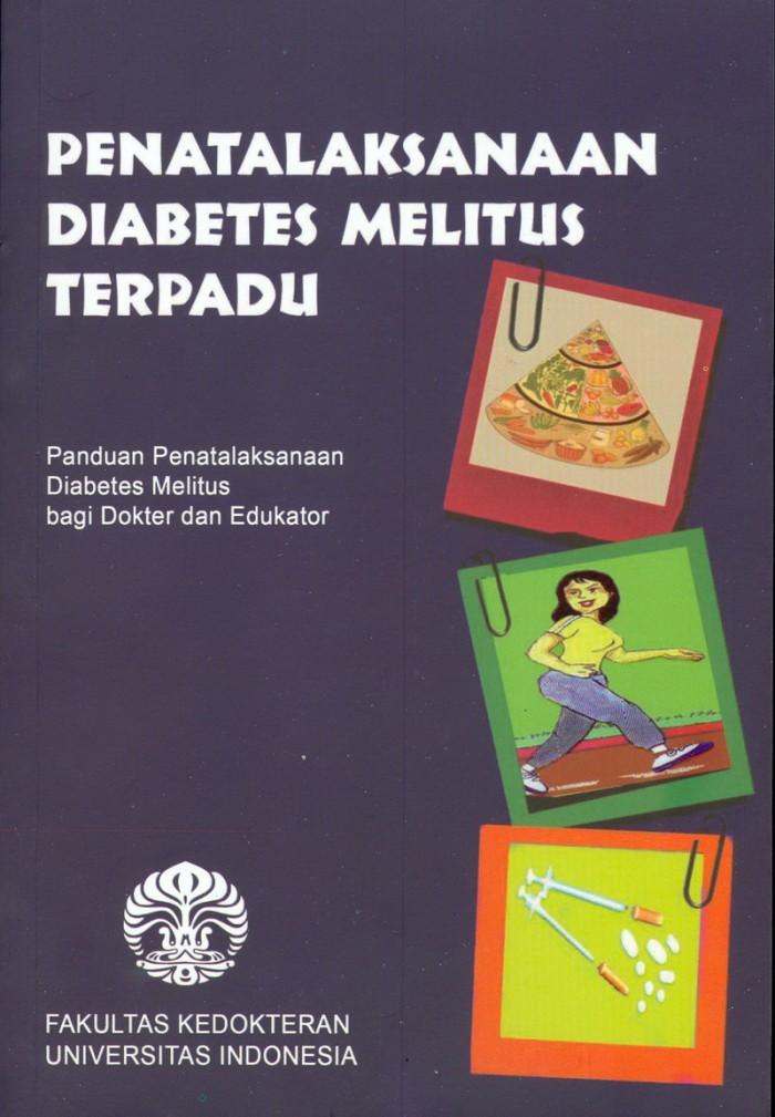 buku penatalaksanaan diabetes melitus terpadu