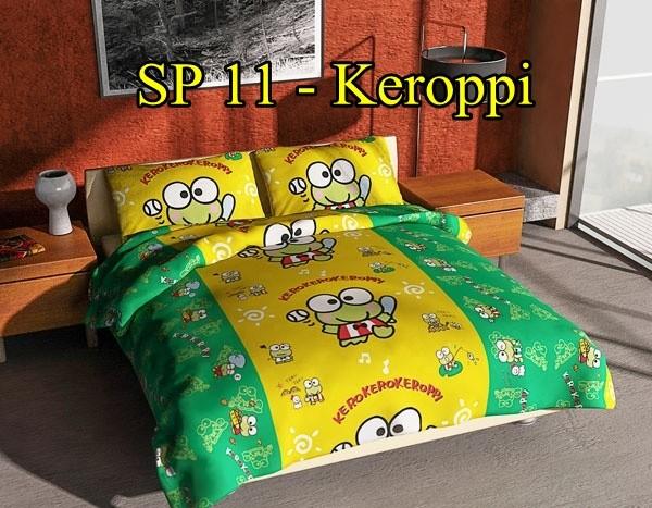 harga Sprei Keroppi Cvc Felis Uk 120x200 - Sp 11 Tokopedia.com