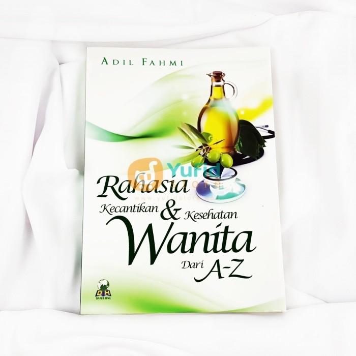 harga Buku rahasia kecantikan dan kesehatan wanita dari a-z Tokopedia.com