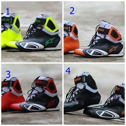 harga Sepatu touring balap cross pria alpinestar high terlaris / termurah Tokopedia.com