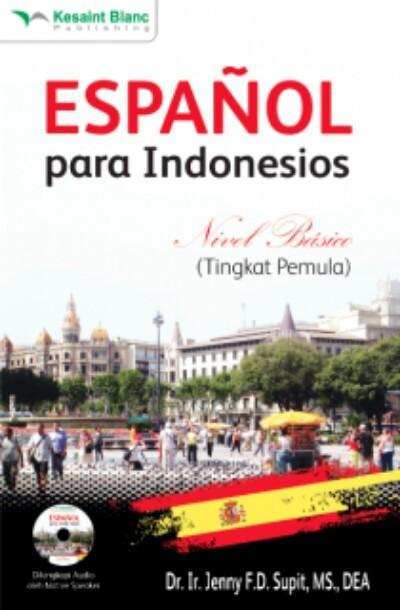 harga Bahasa spanyol   espanol para indonesios - tingkat pemula + cd audio Tokopedia.com