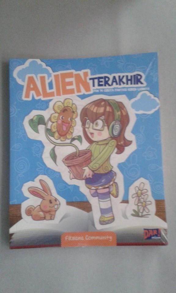 harga Kumcer: alien terakhir dan 14 cerita fantasi Tokopedia.com