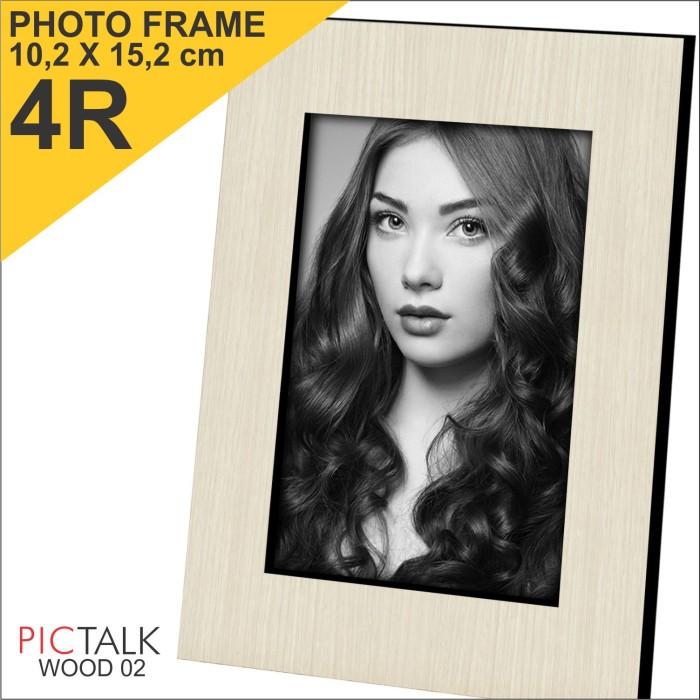 harga Bingkai foto - foto frame - photo frame - bingkai - frame 4r kayu Tokopedia.com