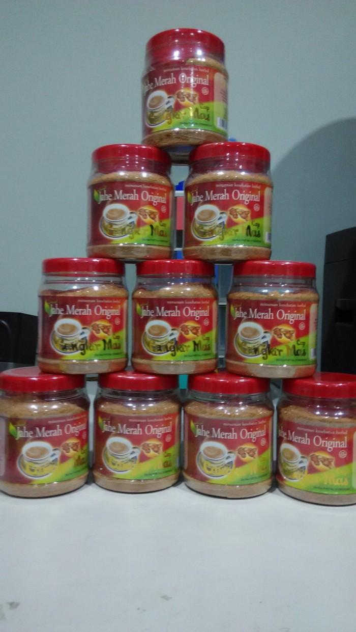 harga Jahe merah original cap cangkir mas 10 toples Tokopedia.com