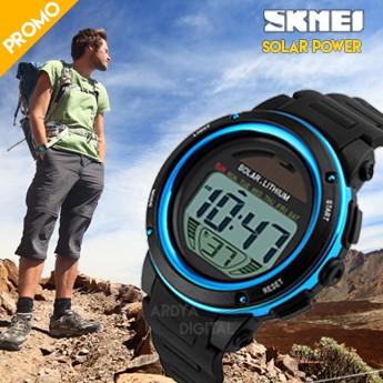Jam tangan import murah berkualitas skmei sport watch water resistant