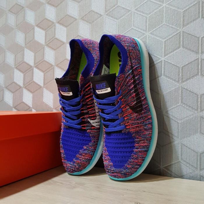 8d056596408f Jual Sepatu Lari (Running) Wanita Pria Nike Free Run Flyknit