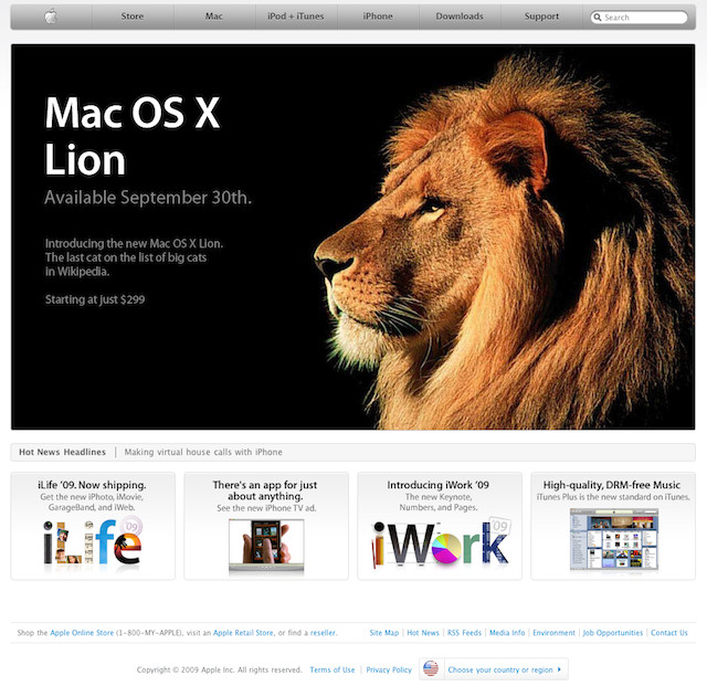 harga Software mac os x lion 10.7.x bootable installer original Tokopedia.com