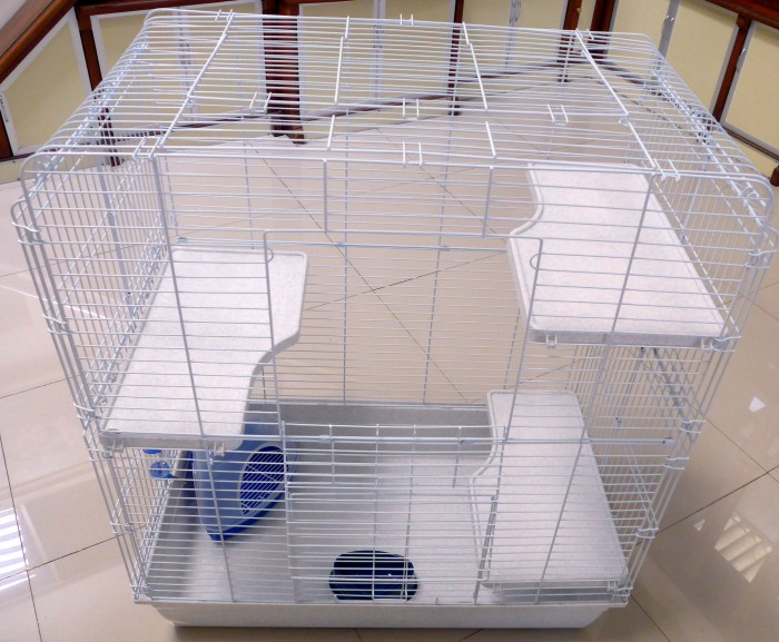 Kandang kucing / cat cage r4-1   100 x57 x 118 cm