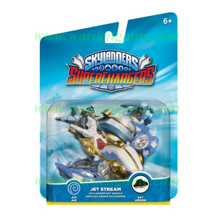 harga Skylanders superchargers vehicle jet stream character pack Tokopedia.com