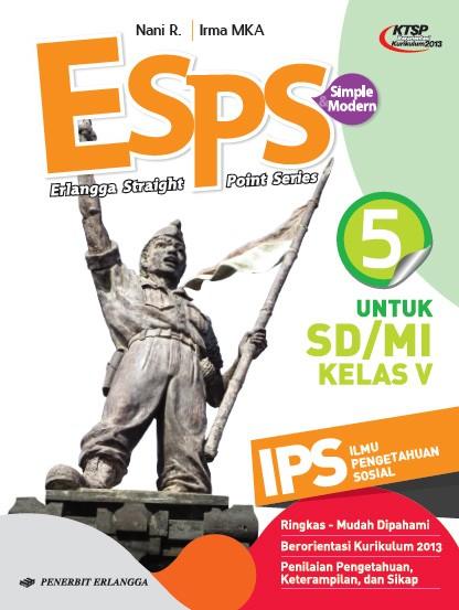 harga Esps: ips sd/mi kls.v/ktsp- buku erlangga Tokopedia.com