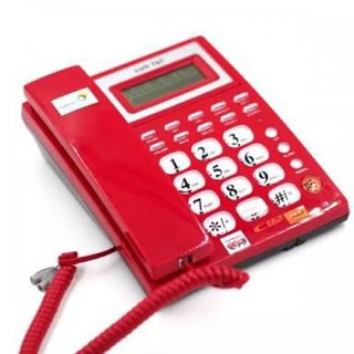 Foto Produk Murah !!! Telepon Rumah Sahitel S57 CID Garansi Resmi dari REDSUN ELECTRONIC
