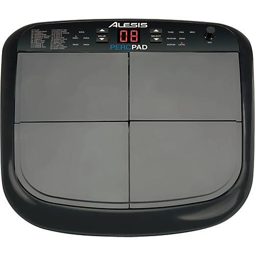 harga Alesis percpad - compact electronic drum / percussion pad Tokopedia.com