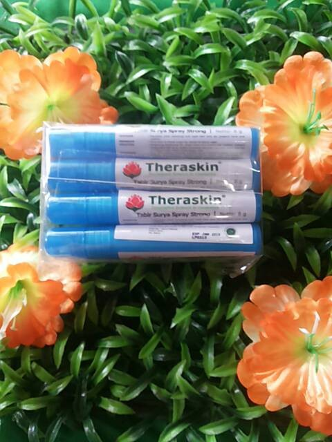 harga Theraskin tabir surya spray strong Tokopedia.com