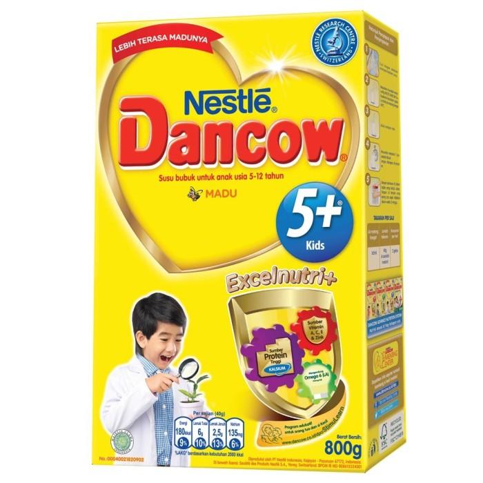 harga Dancow 5+ madu 800gr Tokopedia.com