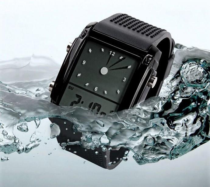 Jam tangan skmei unlock original import murah tahan air