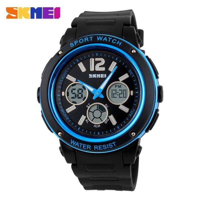 Jam tangan original skmei casio sporty waterproof anti air outdoor