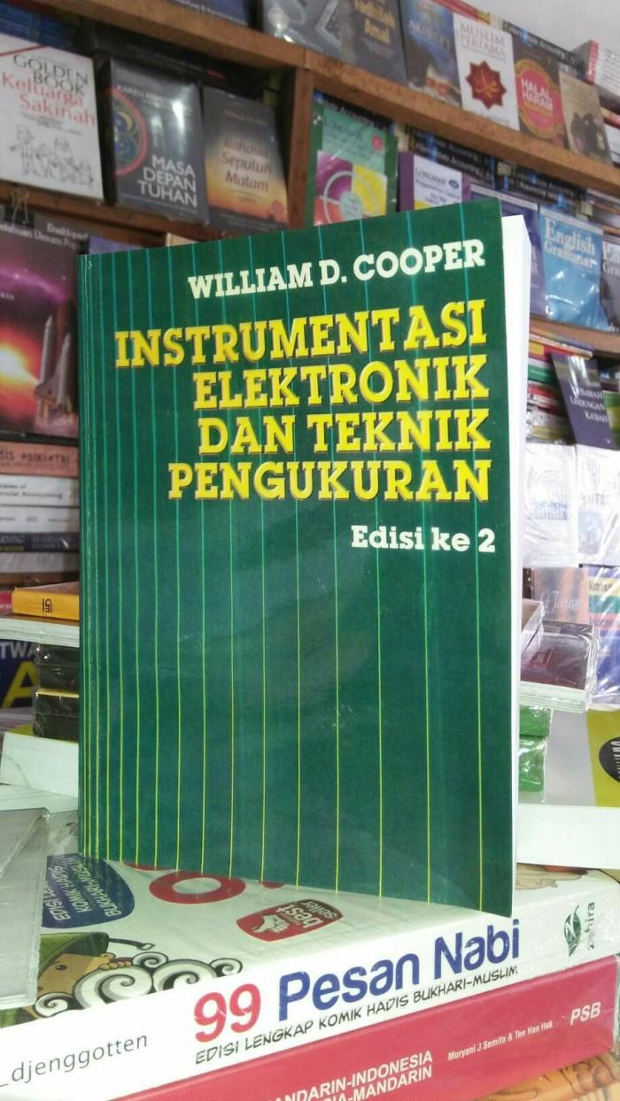 harga Instrumentasi elektronik by william cooper Tokopedia.com