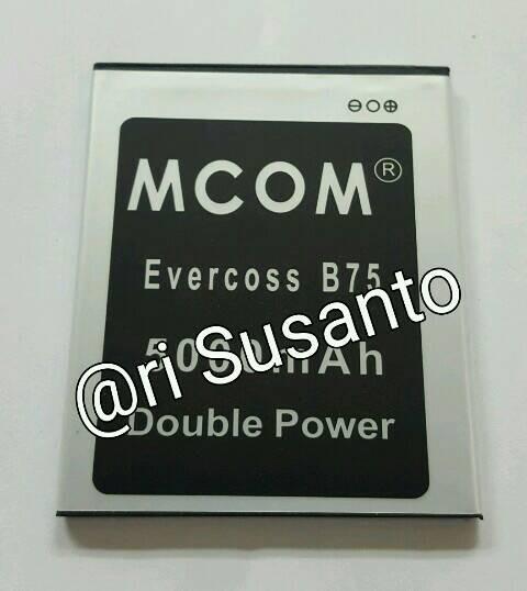 harga Baterai m-com for cross evercross b75 Tokopedia.com