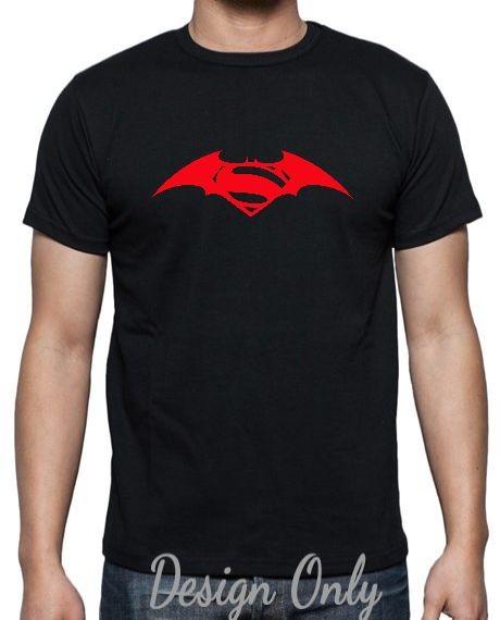 harga Kaos pria batman vs superman dawn of justice by clothserto Tokopedia.com