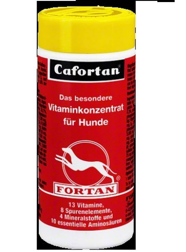CAFORTAN TABLET (Multivitamin anjing) - dogs