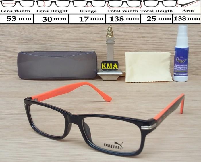 harga Frame puma / kacamata minus / frame kacamata puma / frame puma sport Tokopedia.com